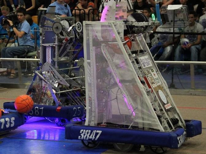 2012 Robot