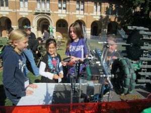VEX at the Sally Ride Science Festival