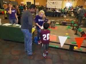 Day 15: Houston Mini Maker Faire