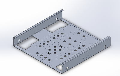 Day 11: Drive Train CAD Complete