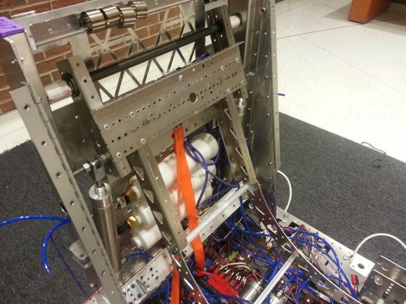 Iterating: Pneumatic Launcher