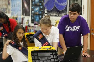 Engineering workshops for young girls