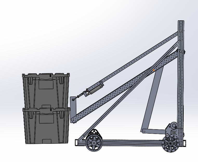 Day 19 & 20: CAD, Arm Linkages, & Frame Building