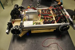 Day 16: Drive Train is put together