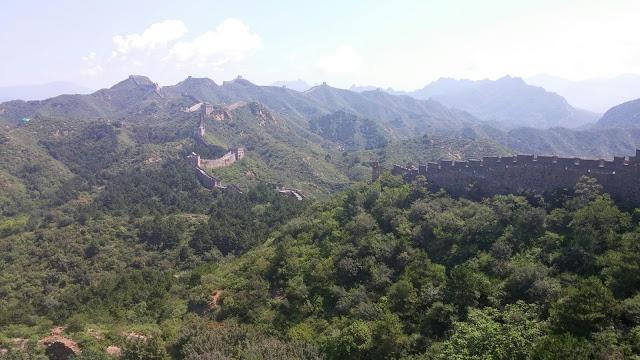 China Travel Log Day 1