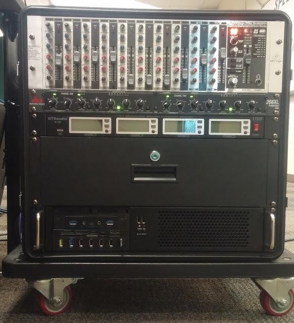 Spectrum AV Case