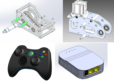 Updated CAD Library
