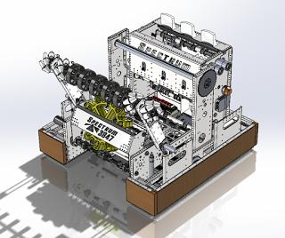 Day 25: 2017 Spectrum CAD Model