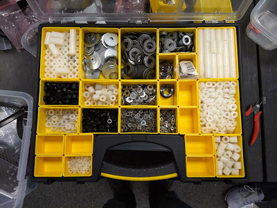 What's in the Box? – Spacers & Washers