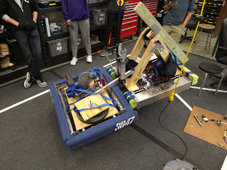 Day 8: MCCC and lifting prototypes continue