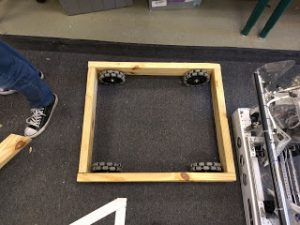 Day 10: Wooden Chassis