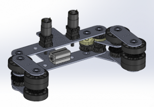 Day 9: Climber Progress and Intake Prototype CAD