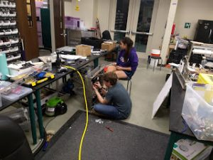 Day 36: Drive Train, Belly Pan, Hook Test